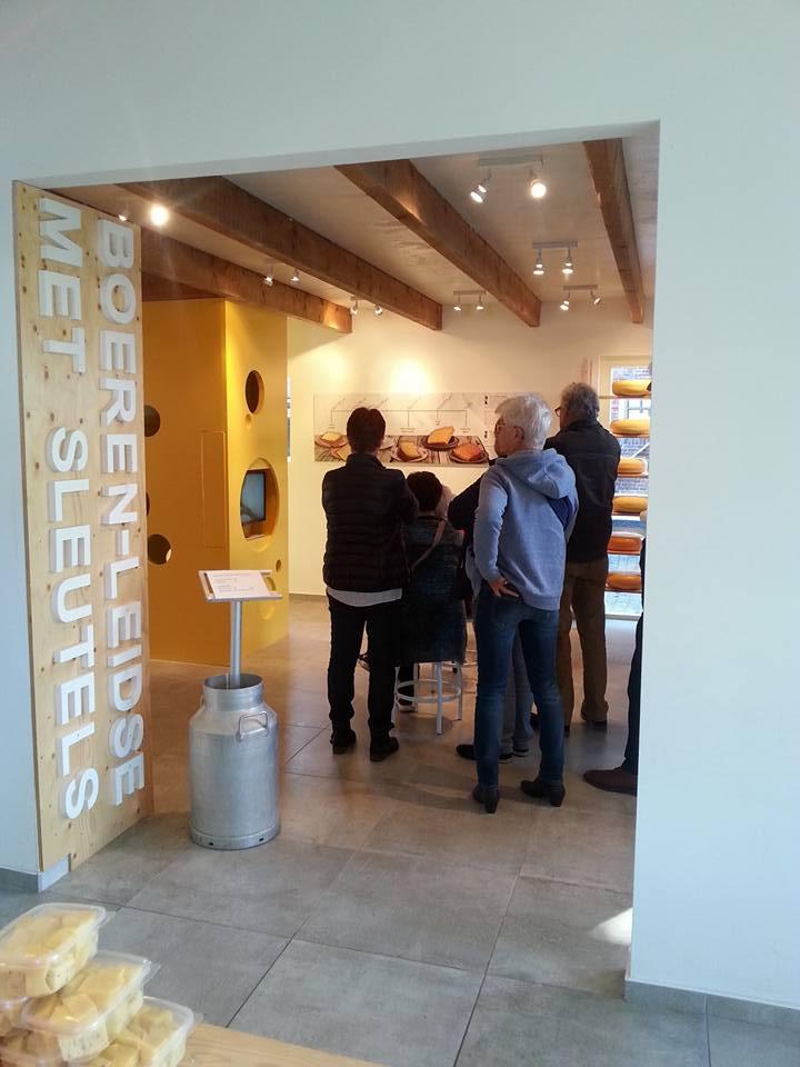 ontwerp kaasmuseum opening tentoonstelling