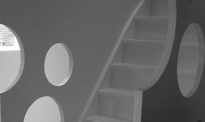 nieuw trap kaasmuseum