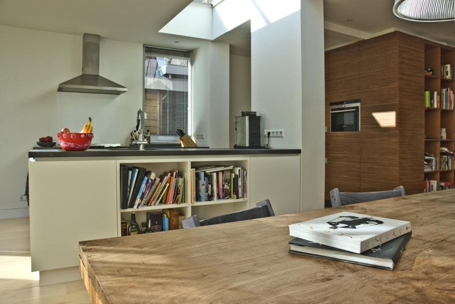 ontwerp voor mooi woonkeuken